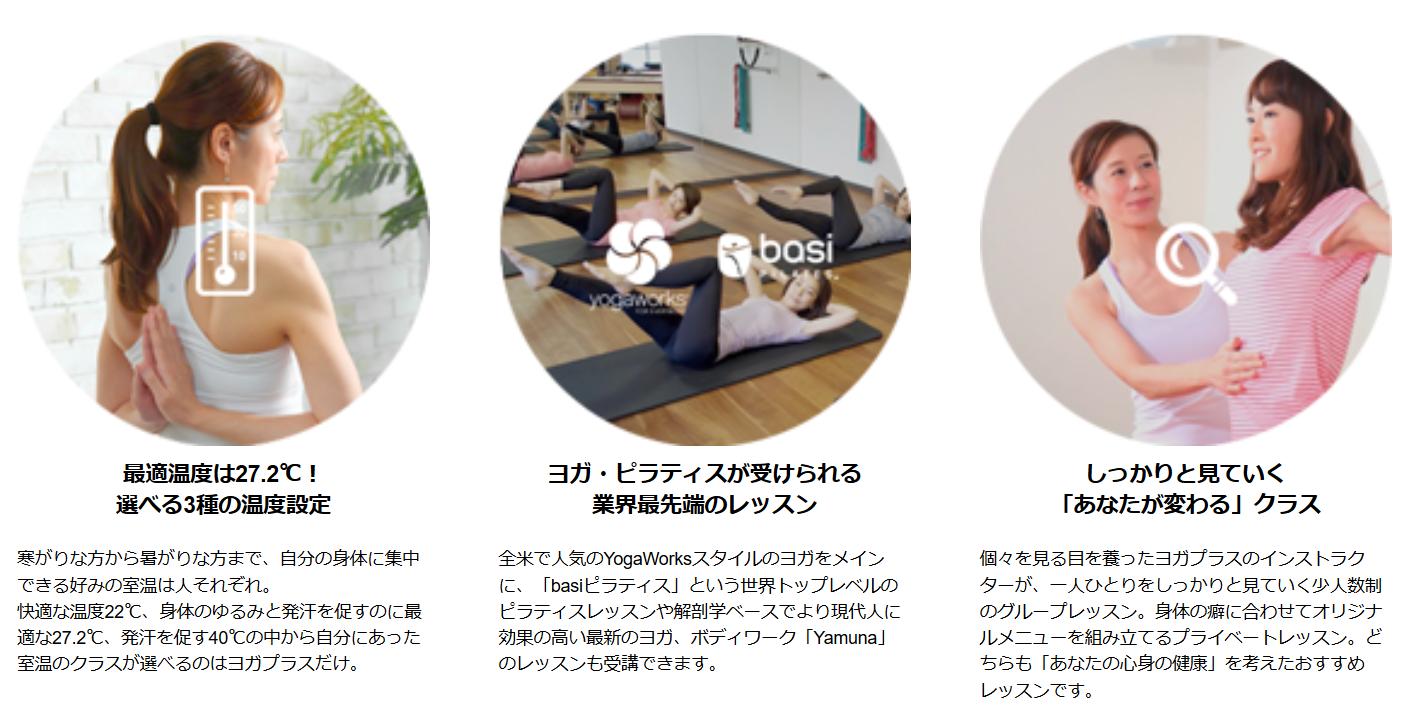 東京男性OKヨガの内容例