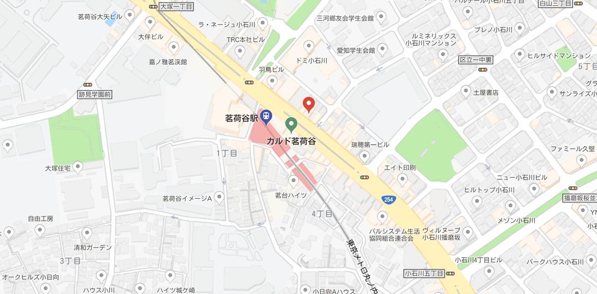 茗荷谷駅周辺のヨガスタジオマップ検索