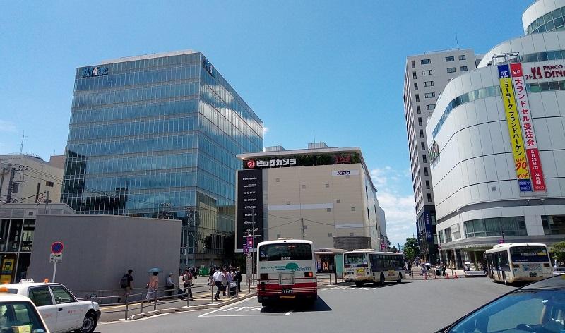 調布市の写真