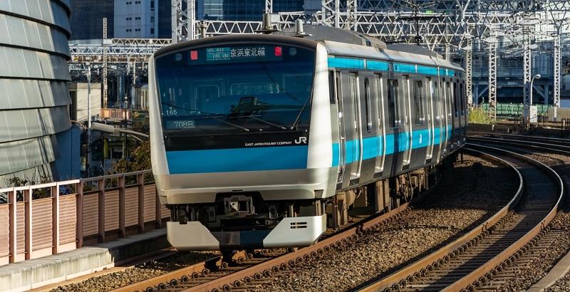 京浜東北線の写真