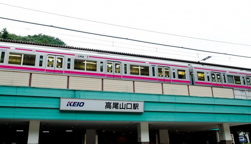 京王線の写真