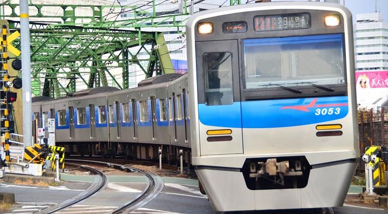 京成線の写真