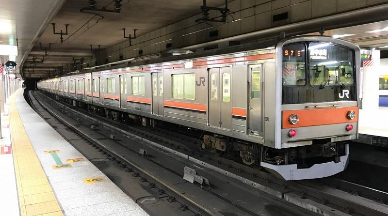 武蔵野線の写真