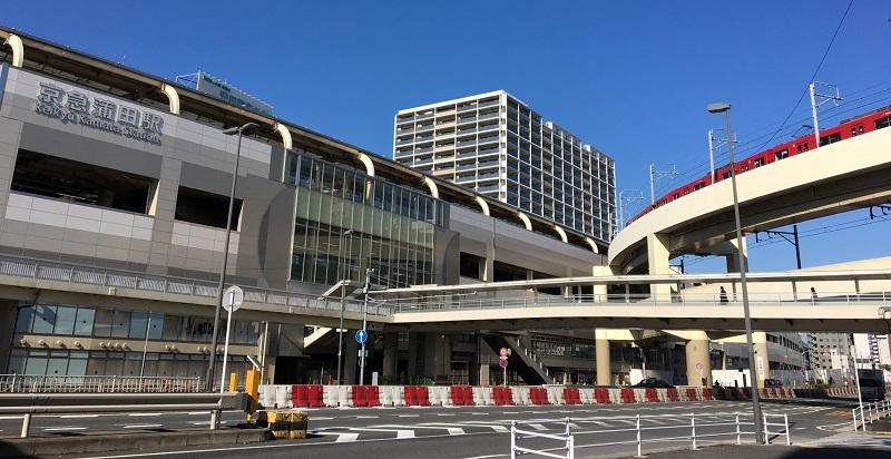 大田区の写真