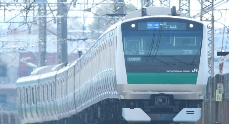埼京線の写真