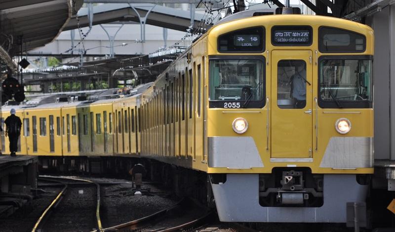 西武新宿線の写真