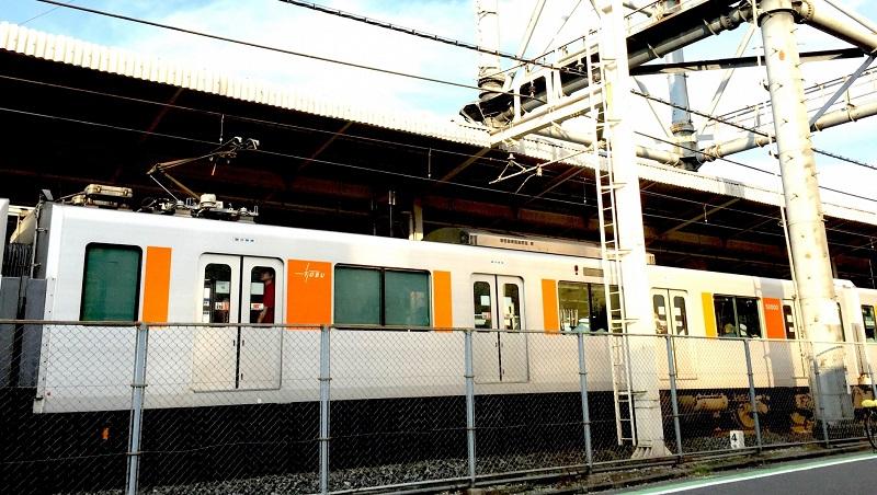 東武東上線の写真